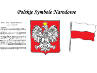 polskie symbole narodowe do druku