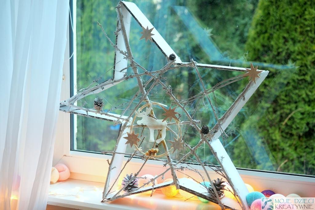 jak zrobic trojwymiarowa gwiazde