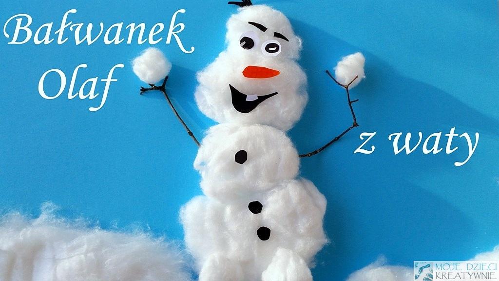 Olaf z rolki