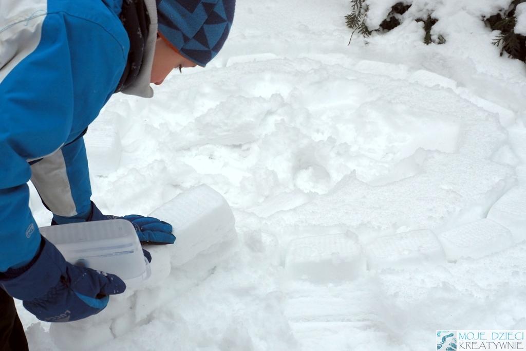 zimowe zabawy dla dzieci