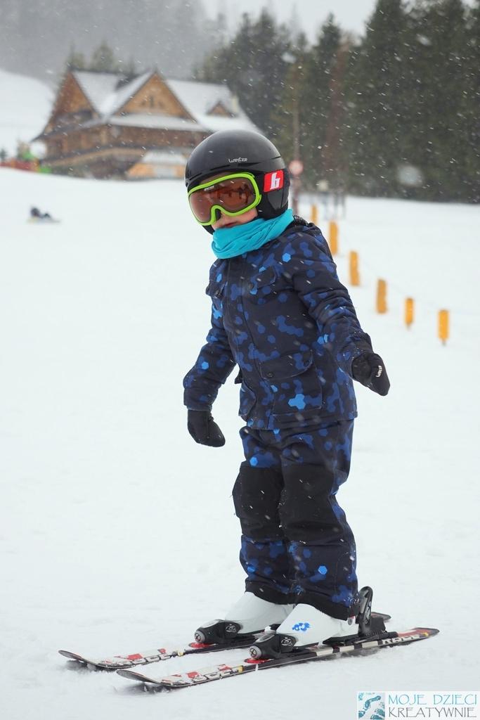 gdzie na narty z dzieckiem