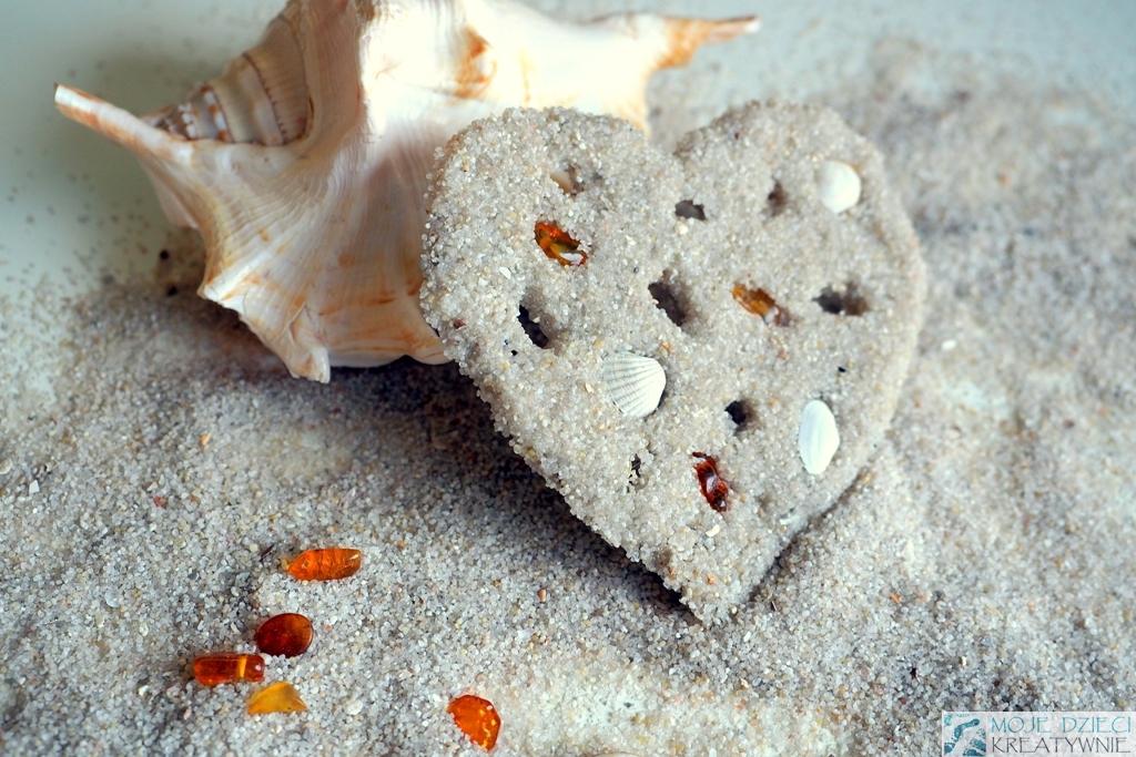 masa plastyczna z piasku