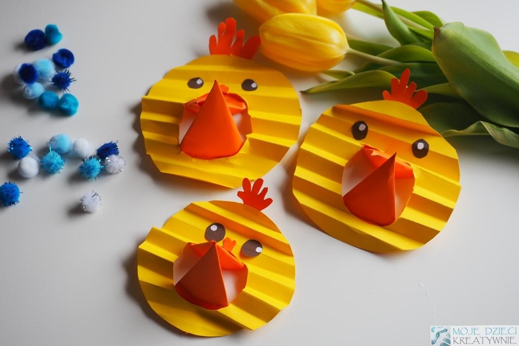 kurczak praca plastyczna pisanki do kolorowania kolorowanki wielkanoc prace plastyczne szablony kurczaki
