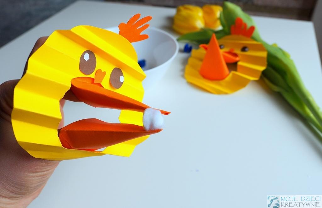 kurczak z papieru pisanki do kolorowania kolorowanki jajka do druku wielkanoc prace plastyczne szablony