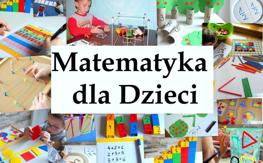 dziecięca matematyka