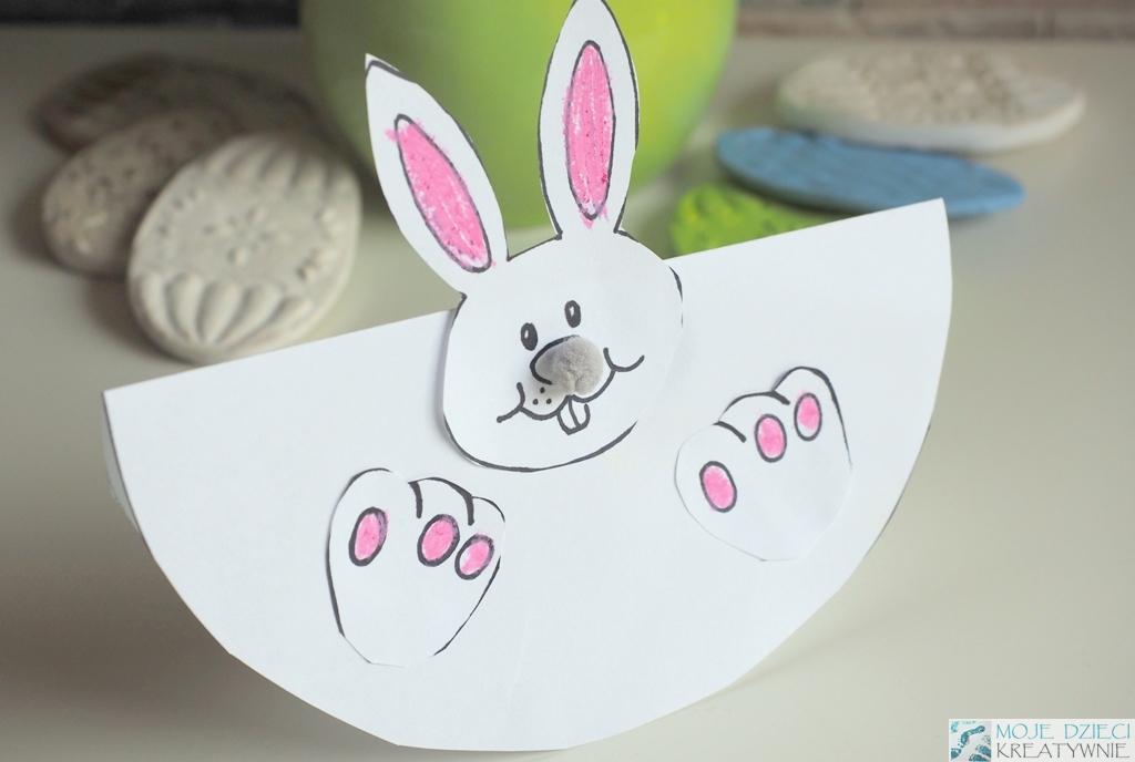 Wielkanocne Prace Plastyczne Szablony Do Druku Moje Dzieci Kreatywnie
