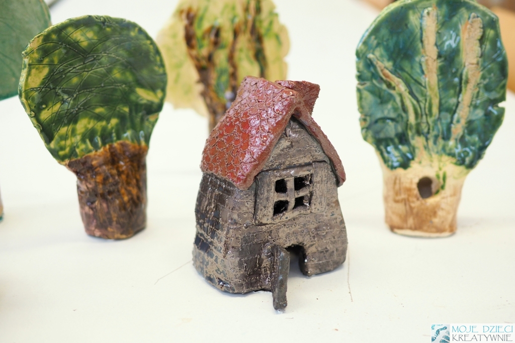 co ulepic z gliny drzewa z gliny doemk ceramiczne prace plastyczne moje dzieci kreatywnie