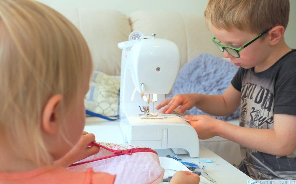 jaka maszyna dla dziecka