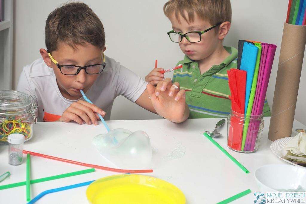 slime przepis masa balonowa pierdzacy diy po polsku jak zrobic slime proste przepisy moje dzieci kreatywnie