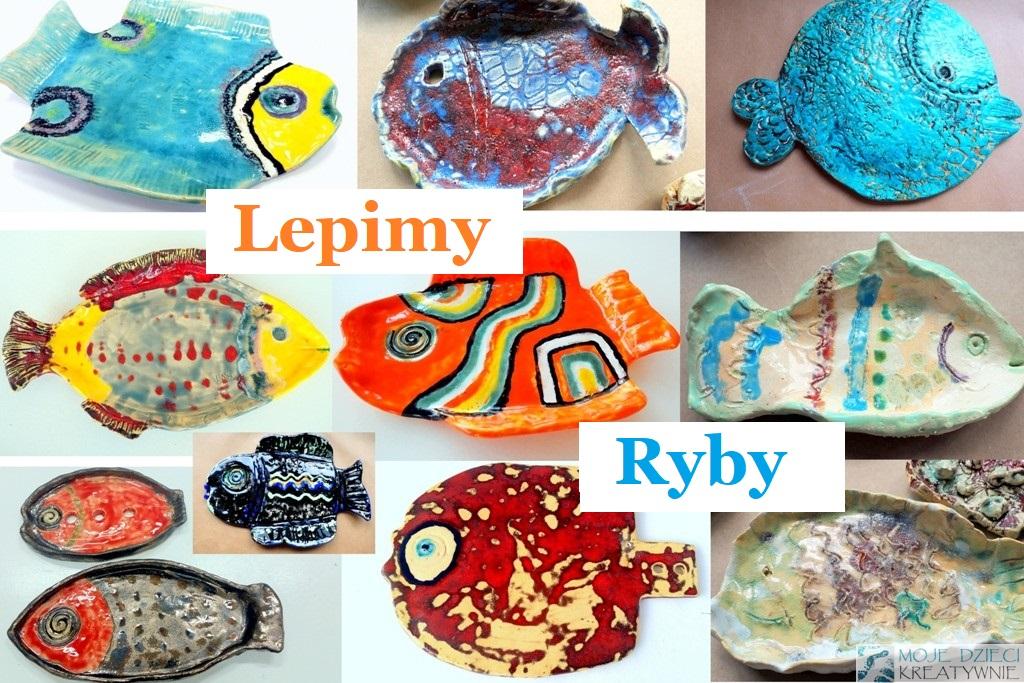 ryby praca plastyczna