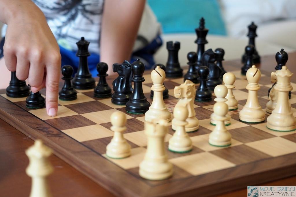jakie szachy dla dziecka
