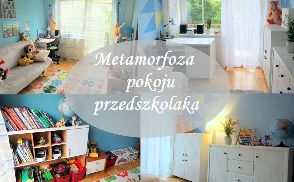 metamorfoza pokoju