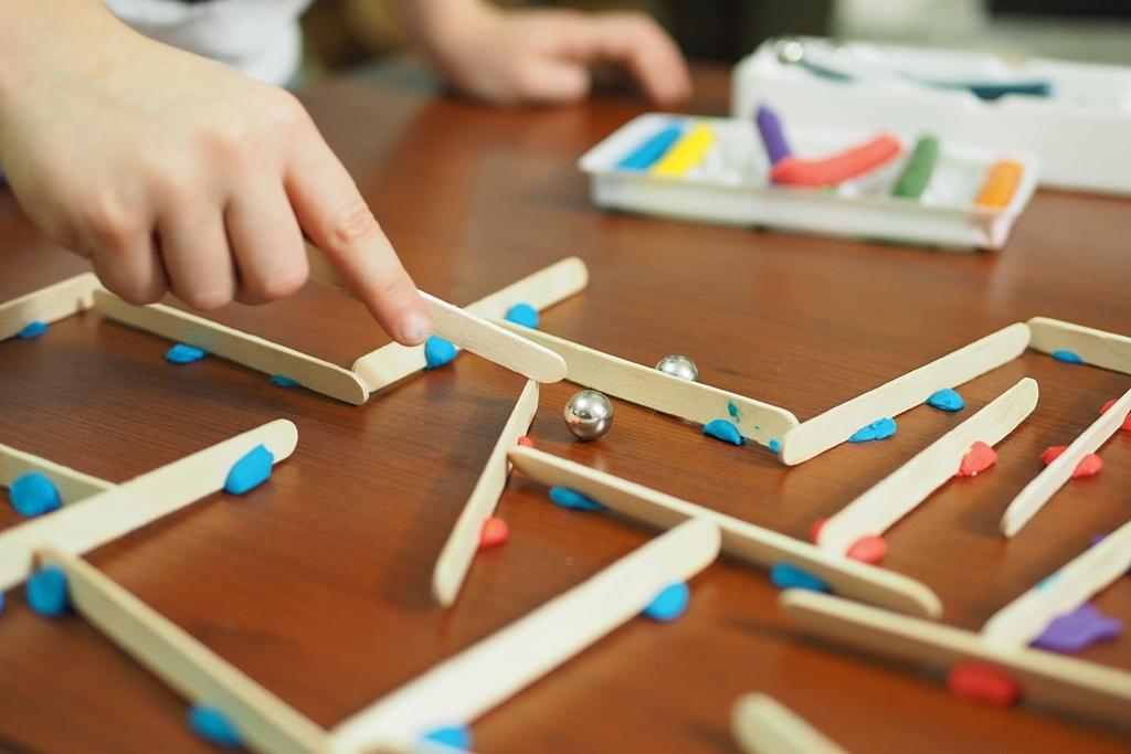 kreatywne klocki dla dzieci