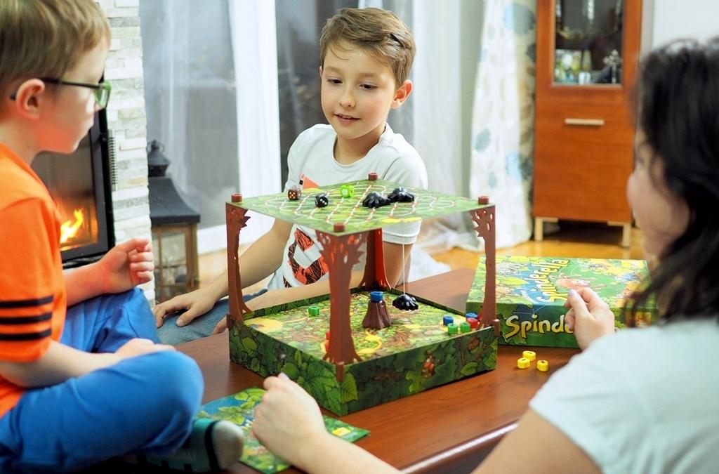 gry planszowe dla dzieci recenzje