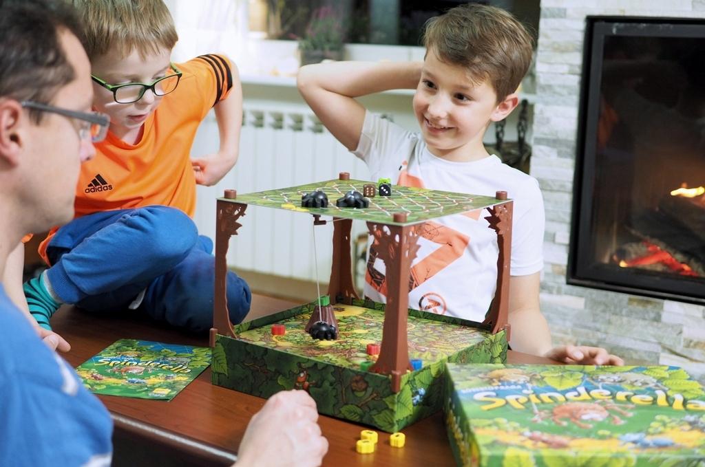 gra spinderella pietrowa dobre gry planszowe dla dzieci najlepsze ranking ciekawe edukacyjne