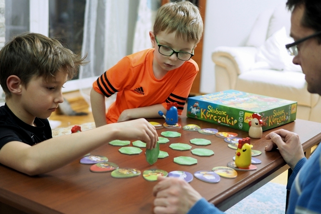 ciekawe gry planszowe dla dzieci
