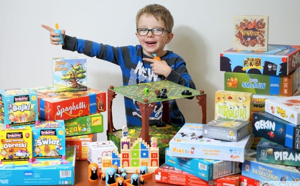 dobre gry planszowe dla dzieci najlepsze ranking ciekawe edukacyjne nowe