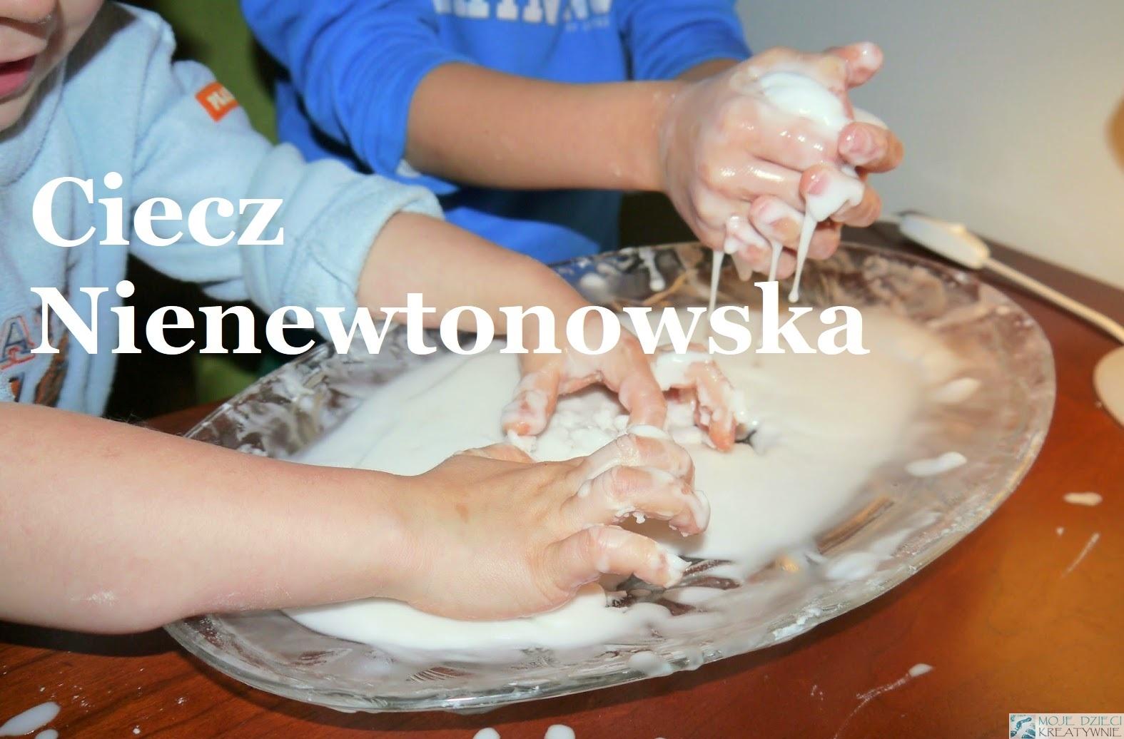 Świeże Masy plastyczne dla dzieci DIY - Moje Dzieci Kreatywnie OM52