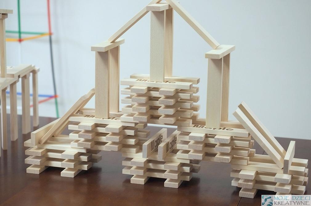 klocki drewniane konstrukcyjne