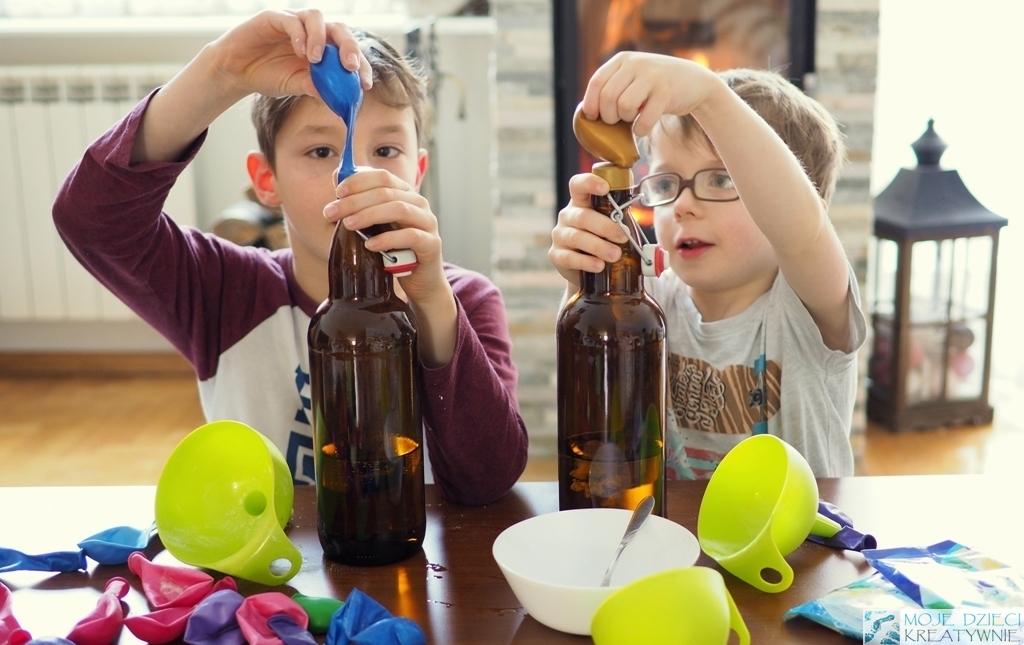 moje dzieci kreatywnie eksperyemnty zabawy dla dzieci byc jak ignacy