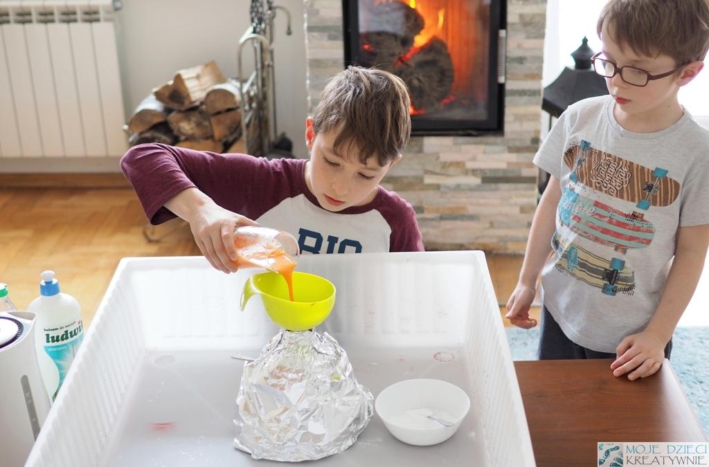 eksperymenty dla dzieci doswiadczenia z woda w domu w szkole przedszkolu moje dzieci kreatywnie
