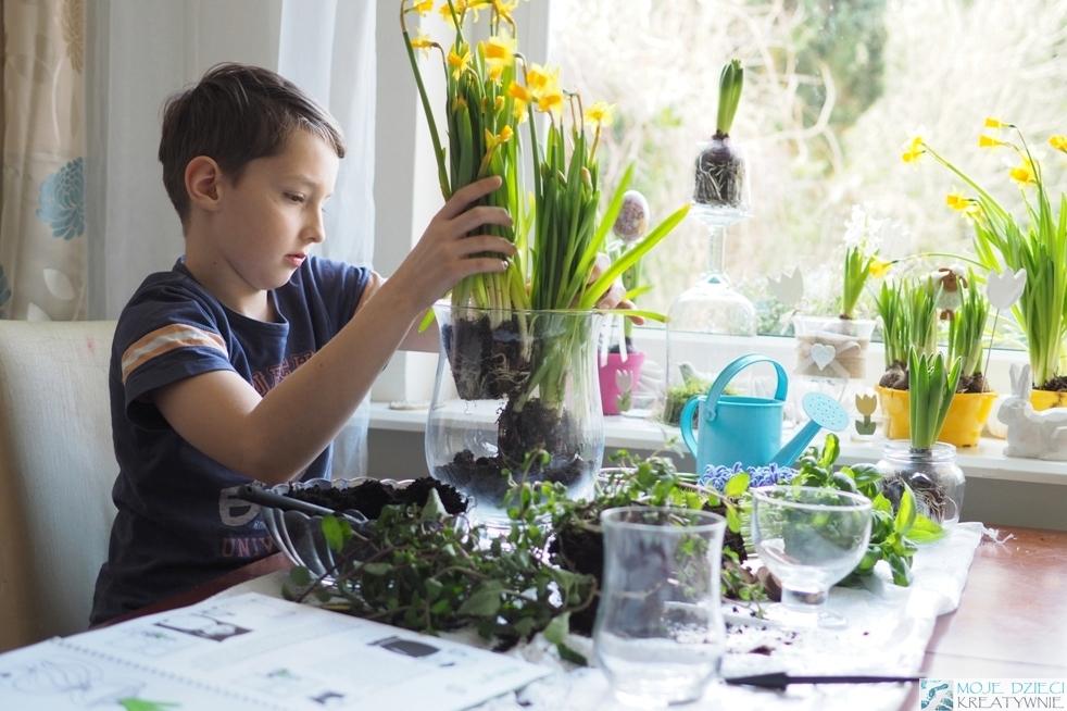 wiosenne zabawy dla dzieci powitanie wiosny