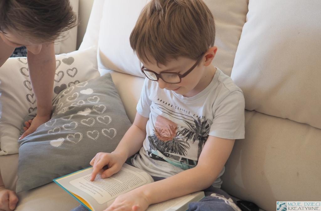 książki dla dzieci recenzje