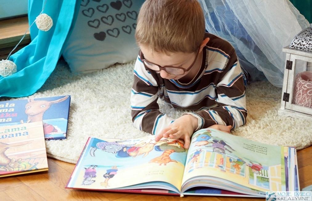 recenzje ksiazek da dzieci blogi parentingowe moje dzieci kreatywnie
