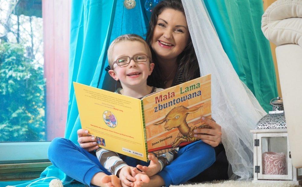 blogi parentingowe rodzinne moje dzieci kreatywnie ewa wojtan czytanie ksiazek z dziecmi