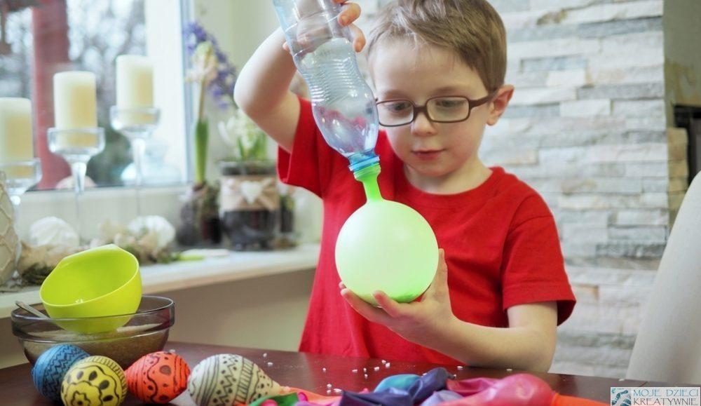 zabawy dla dzieci z balonami