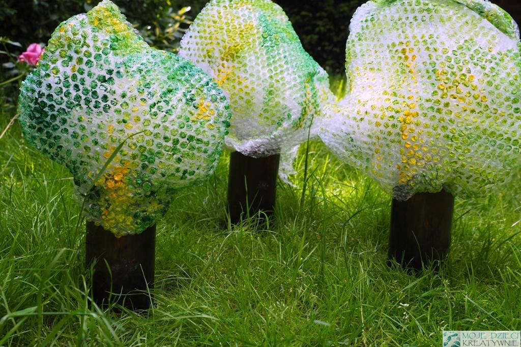 prace plastyczne z recyklingu