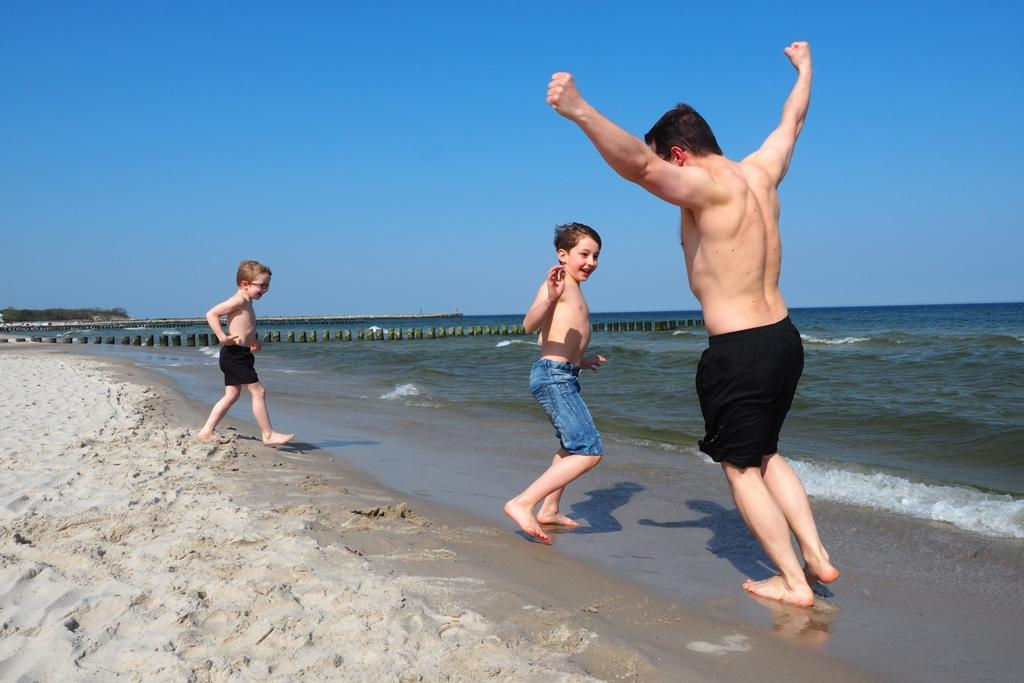 blogi parentingowe recenzja hotelu nad morzem rodzinne