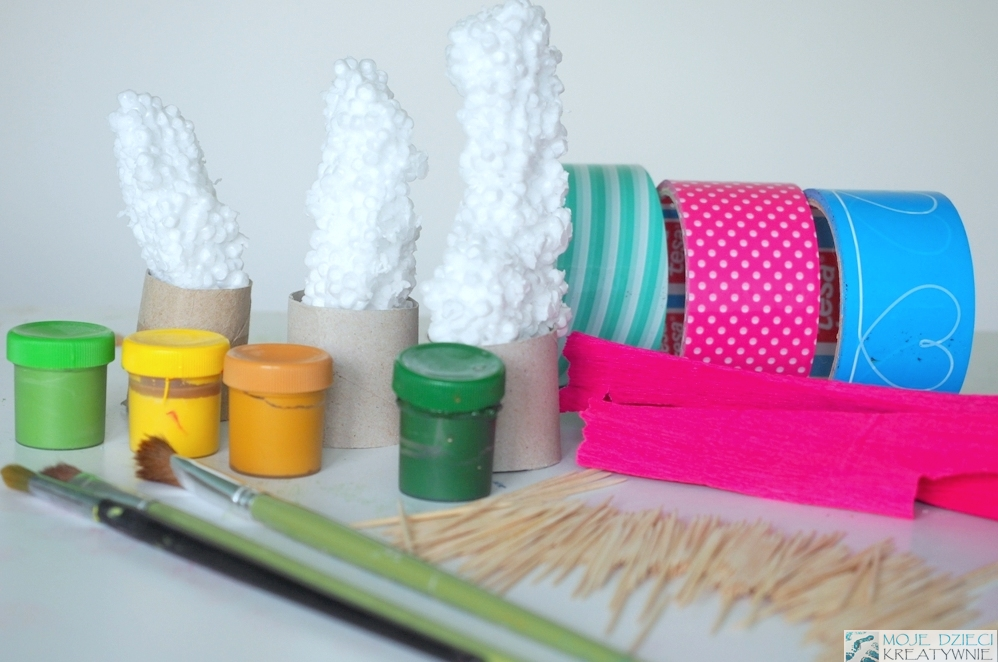 интересные идеи по использованию рулонов туалетной бумаги