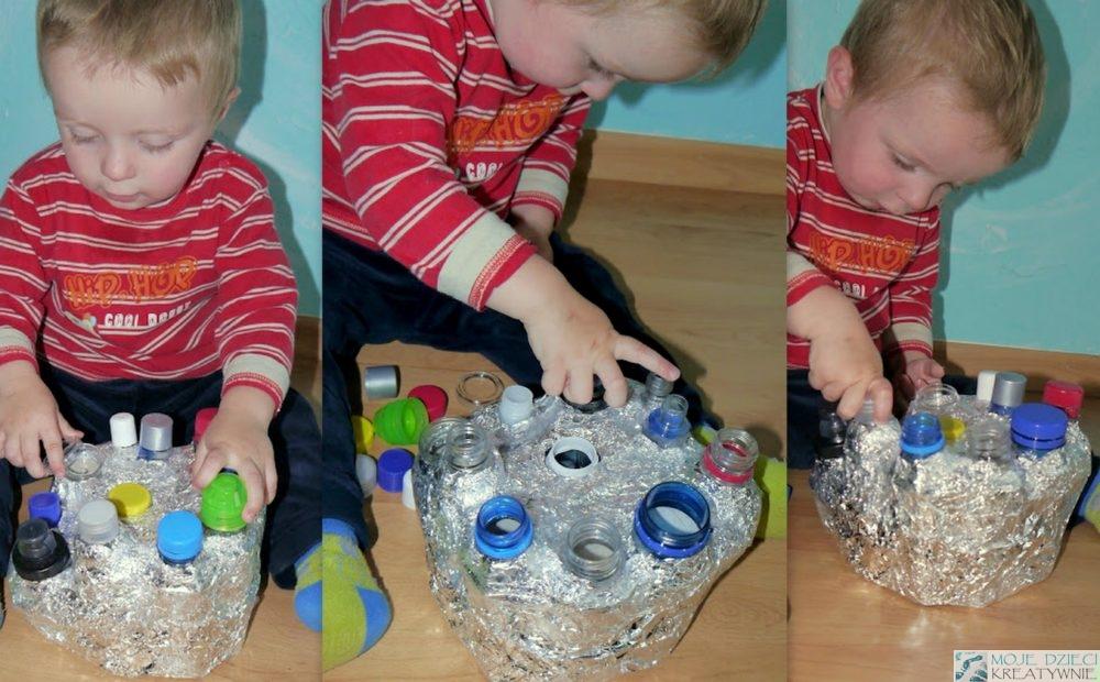 Переработанные игрушки, рулоны и картон с интересными идеями