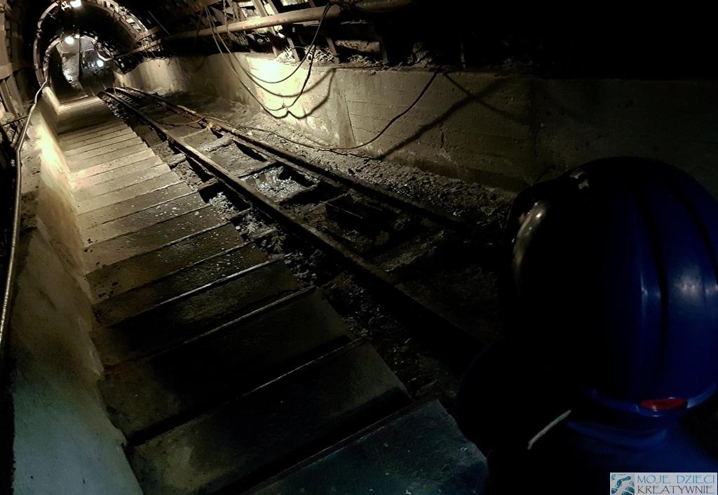 zwiedzanie kopalni dla dzieci guido