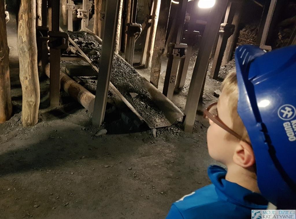 jak się wydobywa węgiel