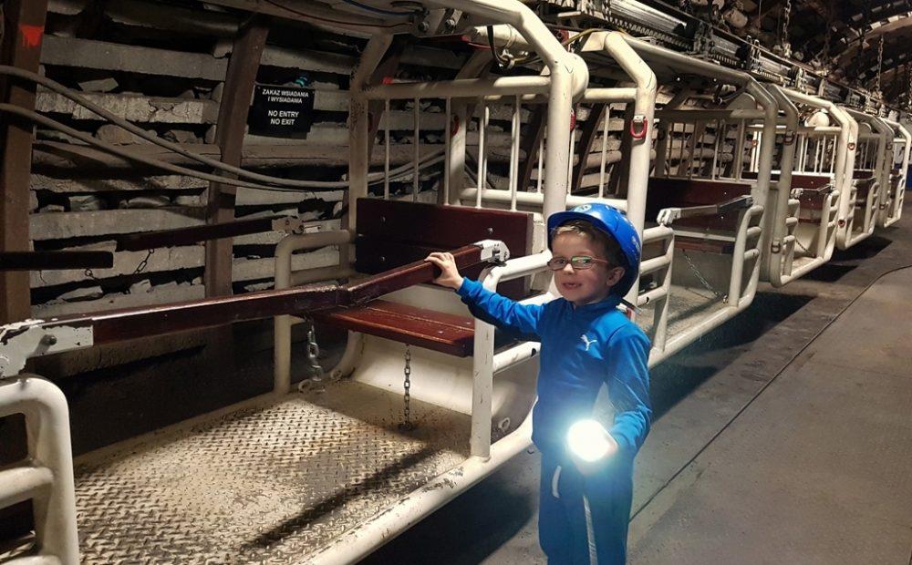 kopalnia wegla kamiennego guido zwiedzanie dla dzieci