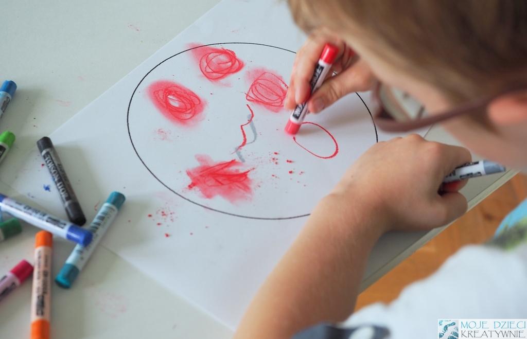 moje dzieci kreatywnie karty pracy