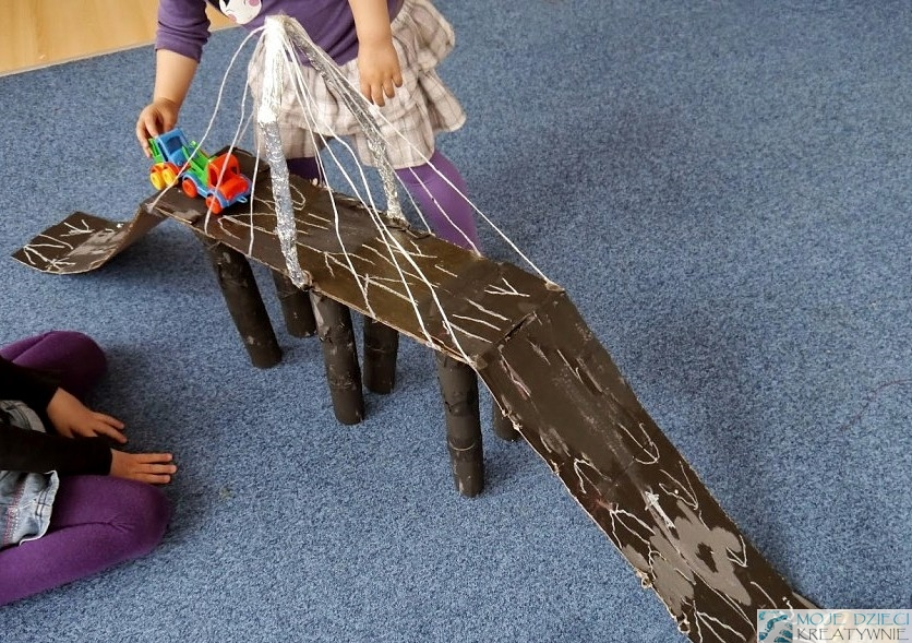 что делать с рулонами картонной игрушечной бумаги