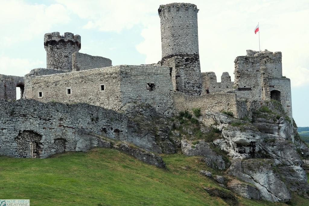 zamek ogrodzieniec atrakcje dla dzieci na slasku ceny opinie