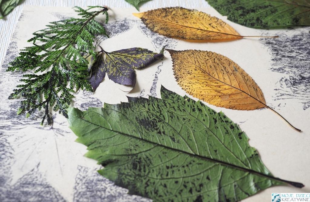 Co można zrobić z liści