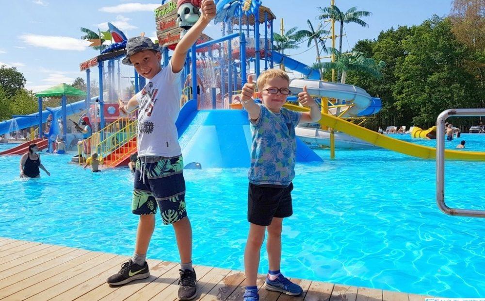 park rozrywki olandia, szwecja, aquapark, moje dzieci kreatywnie