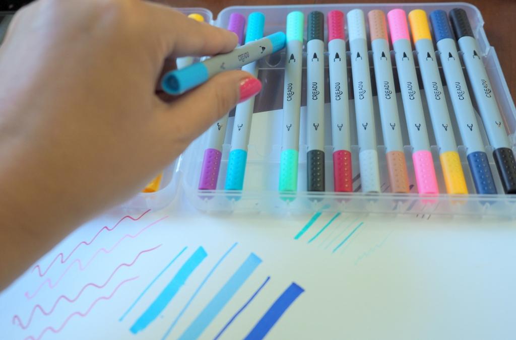 pisaki i markery empik wyprawka szkolna