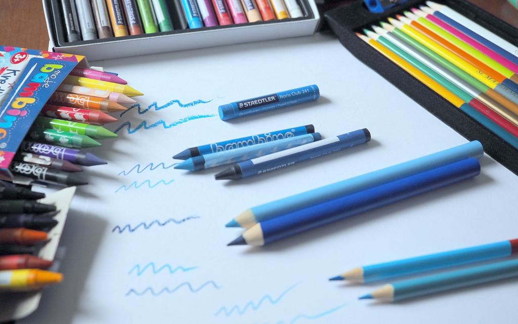 test kredek dla dzieci ranking jakie kredki najlepsze moje dzieci kreatywnie wyprawka