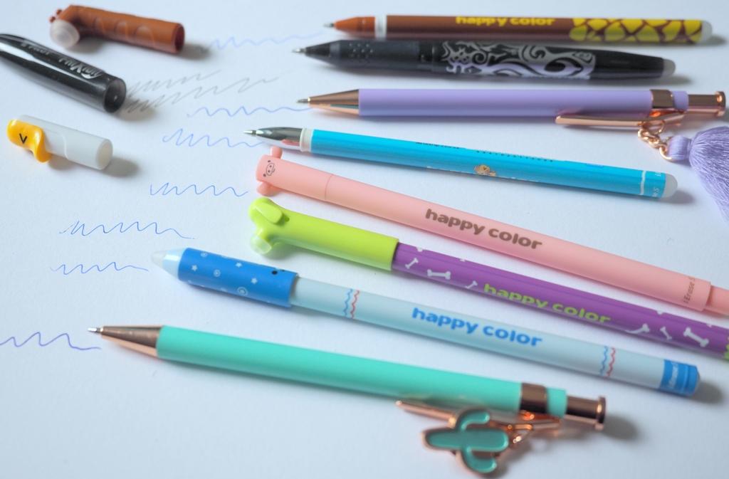jaki dlugopis dla ucznia moje dzieci kreatywnie wyprawka szkolna