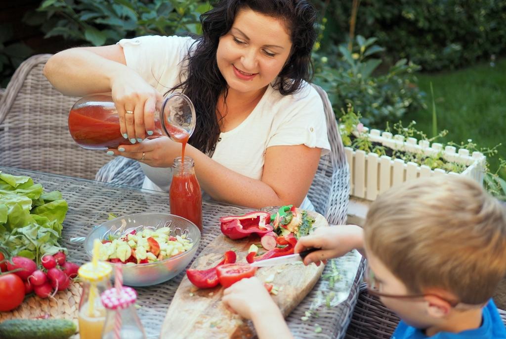 ewa wojtan, blogi parentingowe, moje dzieci kreatywnie, zdrowa dieta dziecka, 5 porcji wrzyw i owocow