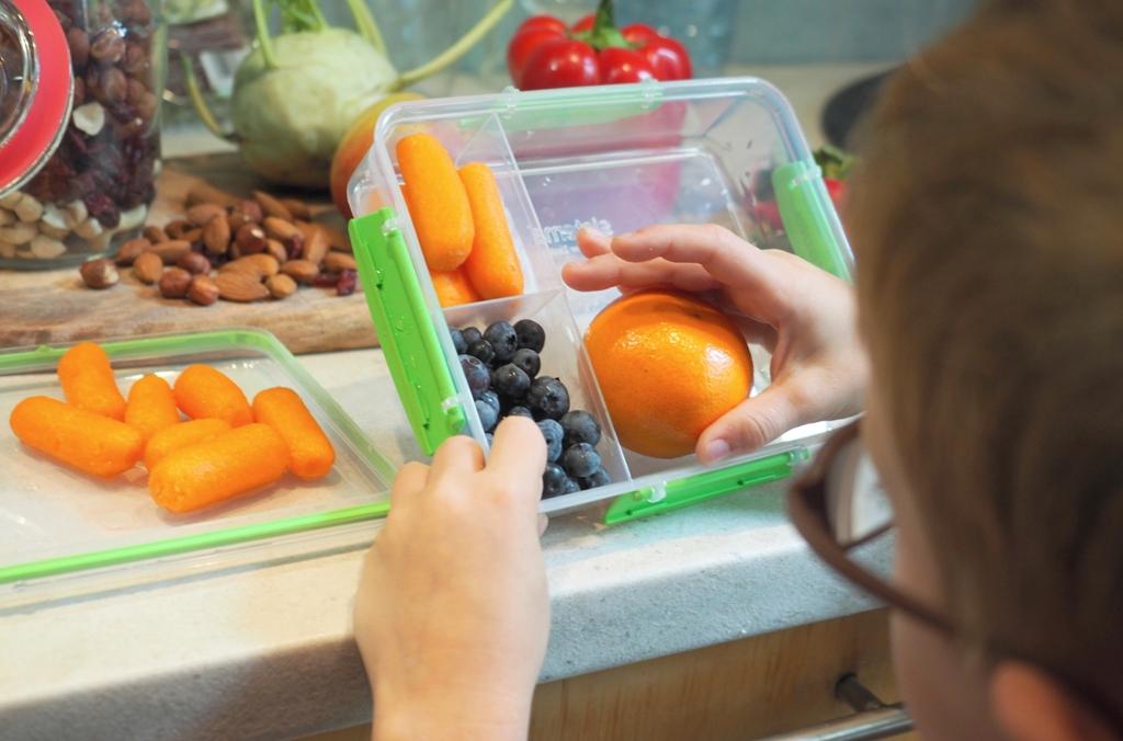 co dac dziecku na sniadanie do szkoly