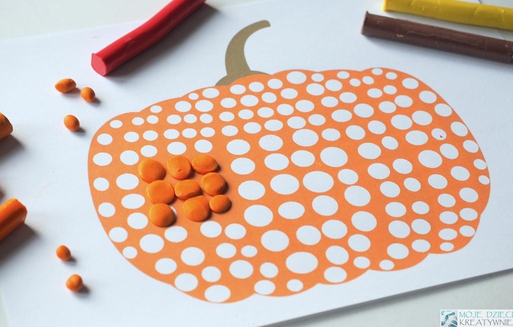 dynia kolorowanka, dynia karta pracy, jesień kolorowanki, dzień dyni, pomysły na zajęcia przedszkole dynia