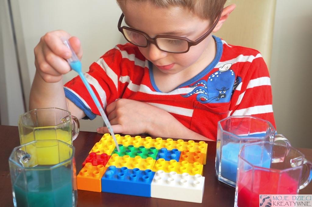 Nauka Przez Zabawę Z Klockami Lego 15 Pomysłów Moje Dzieci Kreatywnie