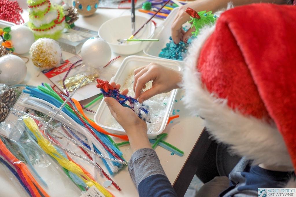 dekoracje świąteczne dla dzieci
